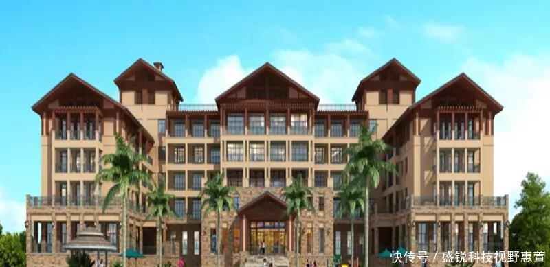 洲岛涠北海v酒店综合体完工8月预计酒店美食广大理梨花溪联排别墅