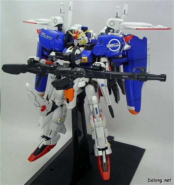MG60Ex-S高达