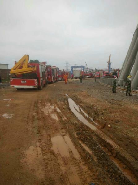 江西电厂事故74死:工人从70多米高平台坠落 - 一统江山 - 一统江山的博客
