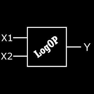 logop - logical operations