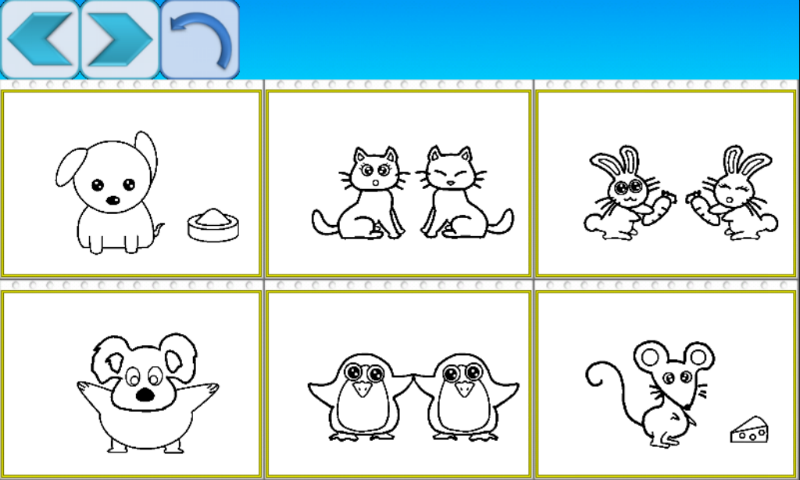 操作方式简单容易上手,可以给宝贝们涂鸦画图自由挥洒的空间,培养小孩图片