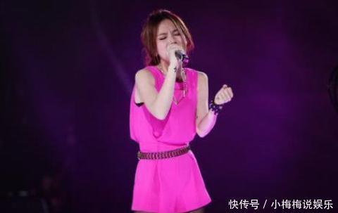 她以为自己很红,开世界巡回演唱会,免费送门票