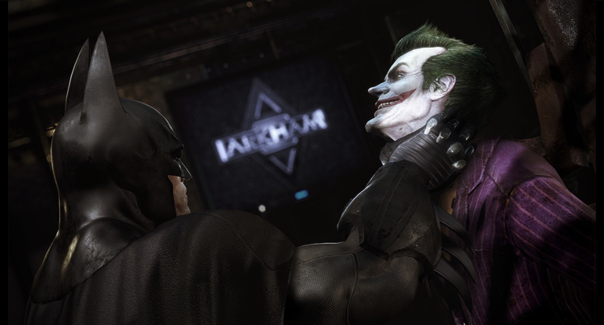 华纳兄弟宣布《蝙蝠侠:重返阿卡姆》延期发售
