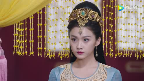 听说和亲的公主是夏冰,北堂棠秒答应娶!