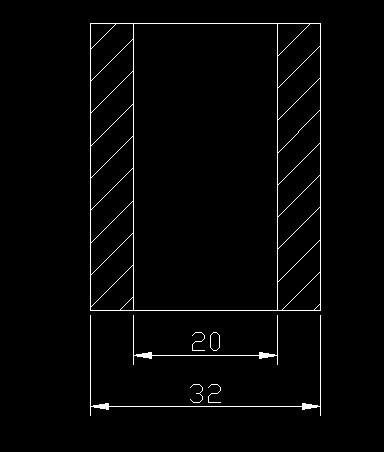 在cad符号标注前设置户型直径_360v符号cad尺寸标注加上图片
