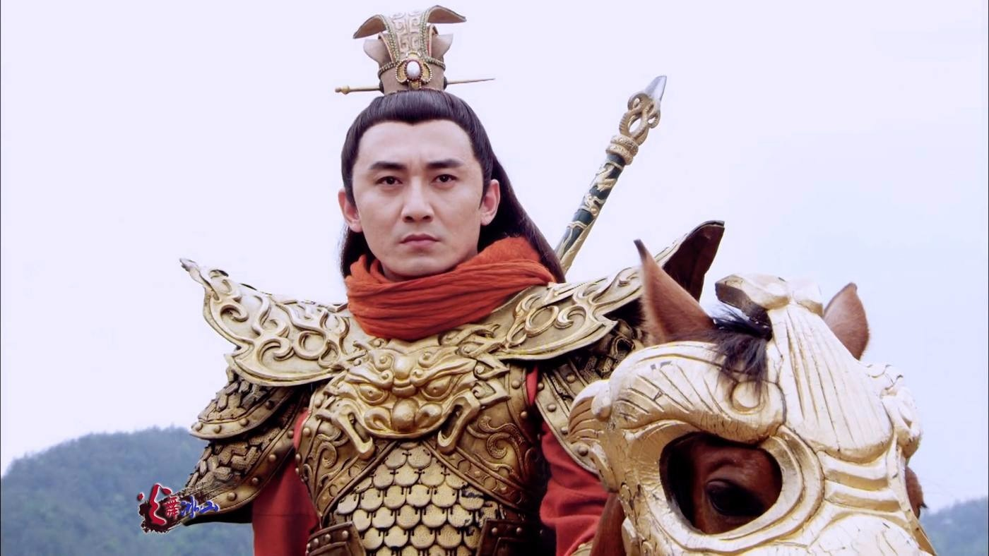 隋唐演义中的武将排名是什么啊