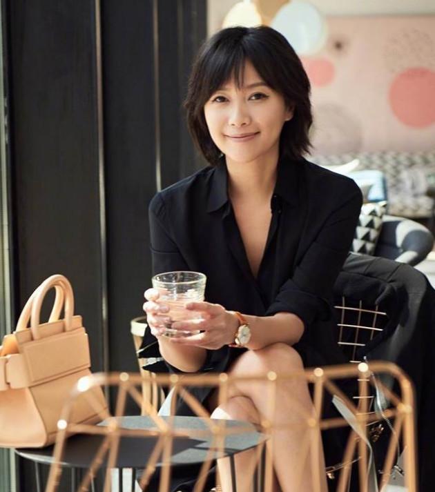 徐静蕾证实给员工两年带薪假:没想把公司铺很大