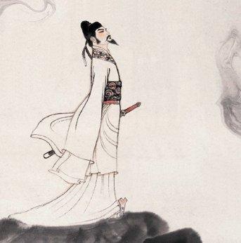 关于李白的故事图片