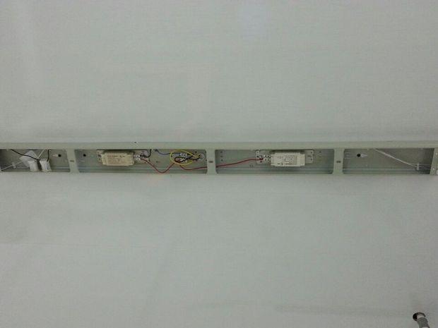 双灯管的日光灯怎么改led灯