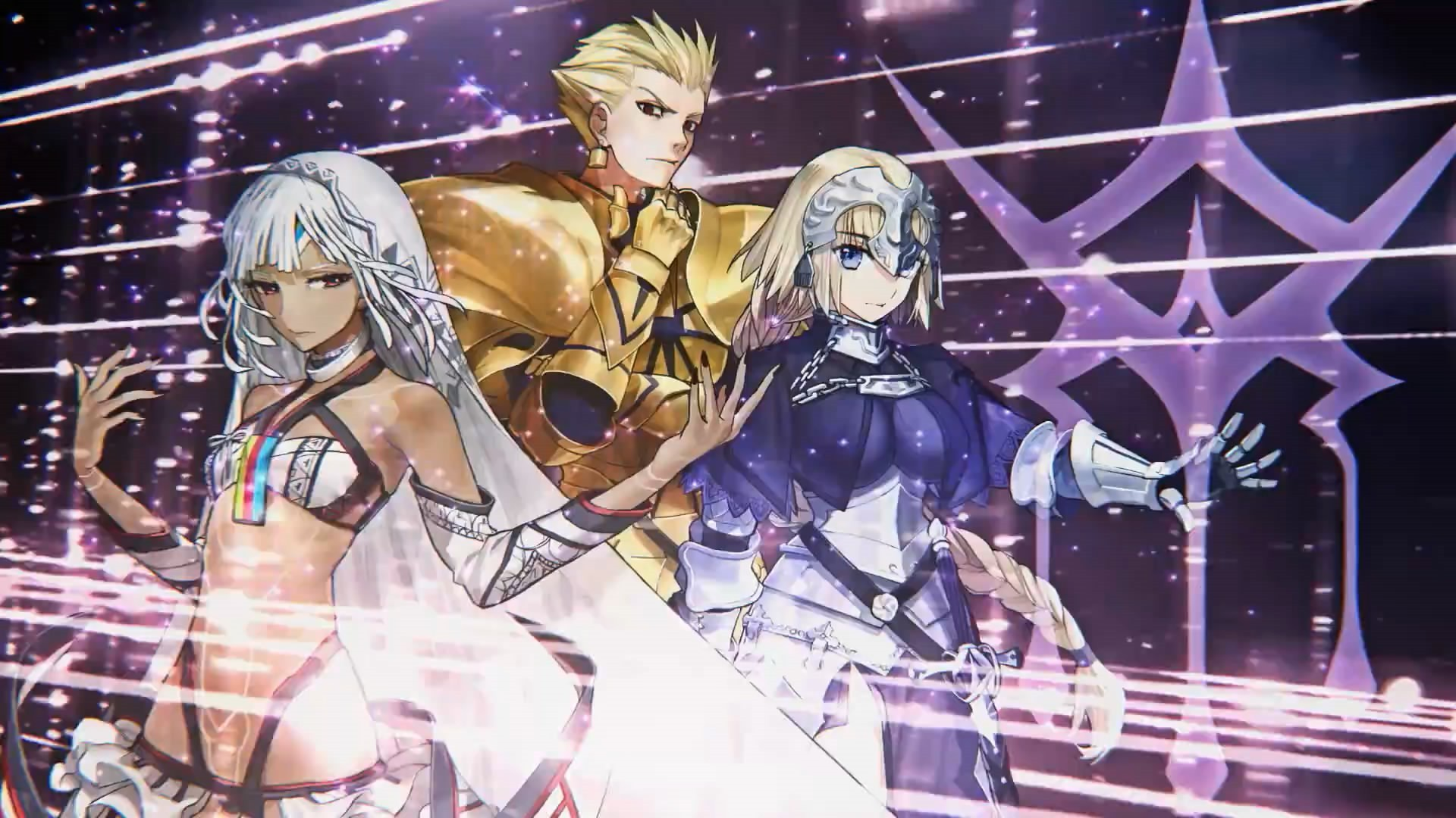 《Fate/EXTELLA》TV预告片