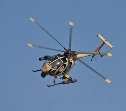 美军轻型直升机计划力求迅猛灵活,最终无功而返项目惨遭取消图片