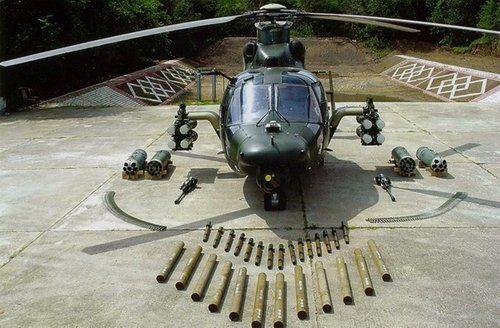 中国直9武装直升机