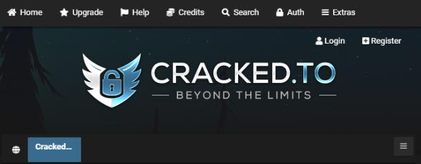 黑客论坛Cracked.to数据库被竞争对手公布