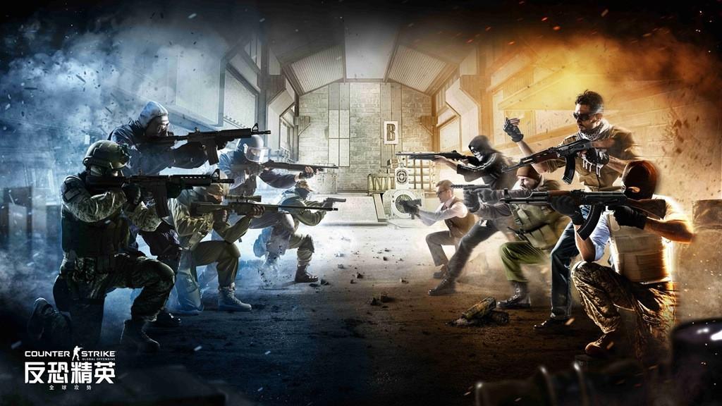 《CS:GO》国服官网正式上线