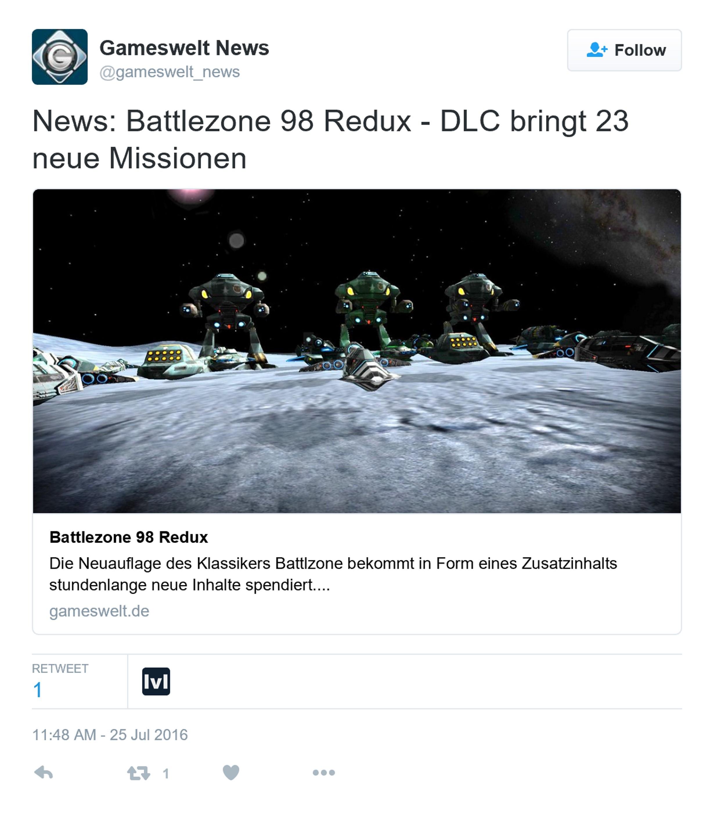 《战争地带98:重制版》DLC可下载