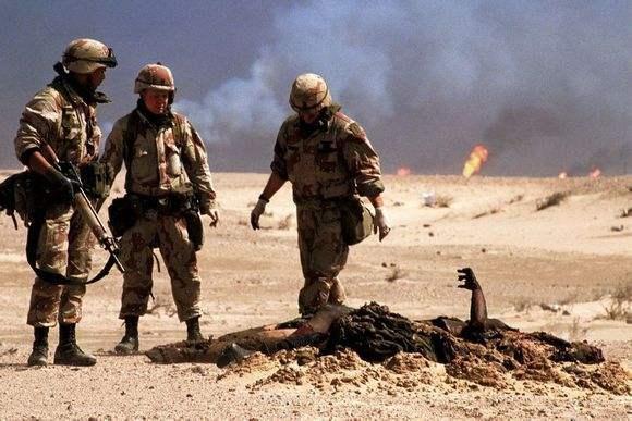 美国的一场战争屠杀:惊醒了沉睡的中国 - 一统江山 - 一统江山的博客