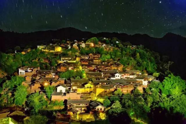云南大理山区风景图片