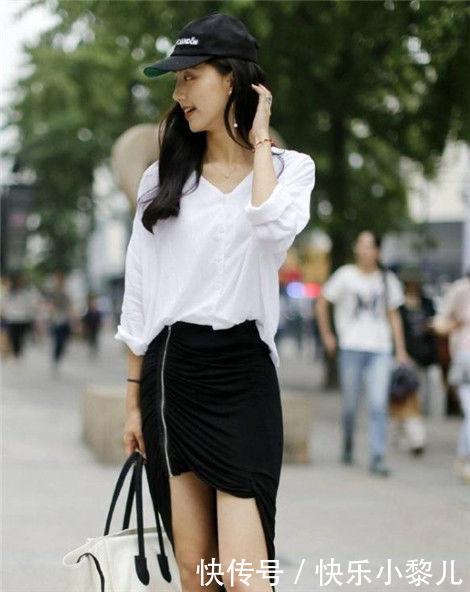 <b>街拍:女神范的打底裤小姐姐,轮廓性感分明,非常有女人味</b>