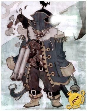海盗之王卡片