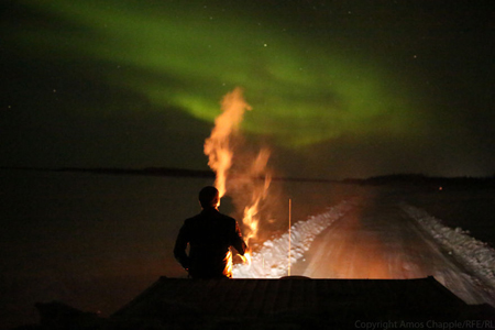 【转】北京时间      在西伯利亚北极圈内当快递小哥是一种什么体验? - 妙康居士 - 妙康居士~晴樵雪读的博客
