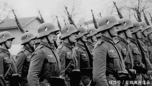 二战:日军眼中的德国陆军,战斗力怎么样?他们用了2个字来评价