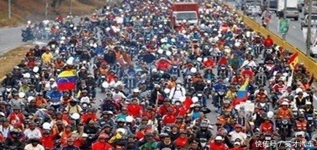 """重庆被称为""""摩托之都"""",摩托保有量过百万,为何却没""""禁摩""""?"""