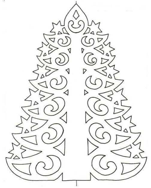 手工 纸雕 步骤图