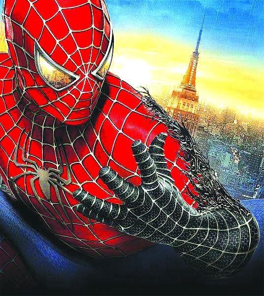 超凡蜘蛛侠怎么画