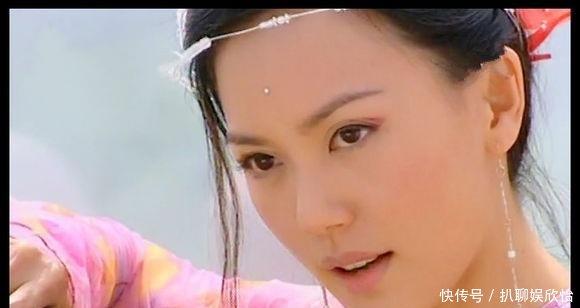 15美女这部金庸武侠剧手绘十大年前,贾静雯高林黛玉暗藏美女图片