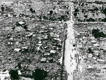唐山大地震图片