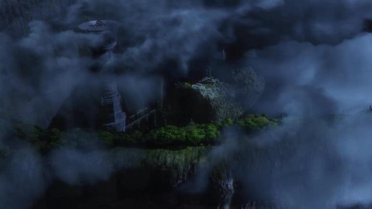 《最后的守护者》游戏画面