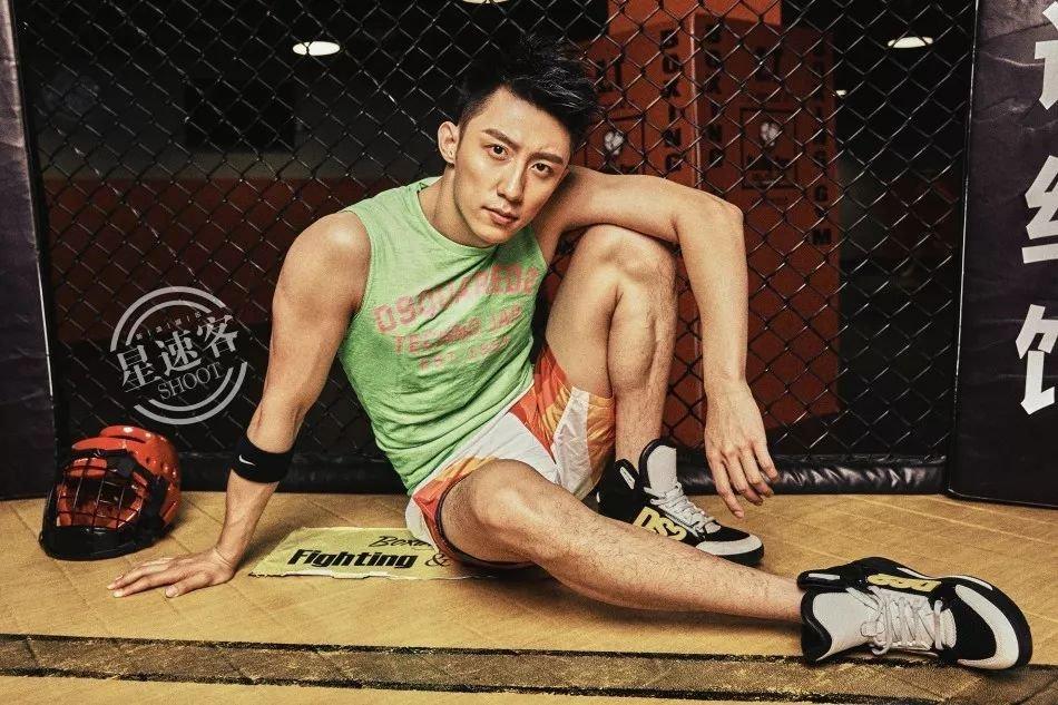黄景瑜原来也是个运动狂人,这样的他你喜欢吗