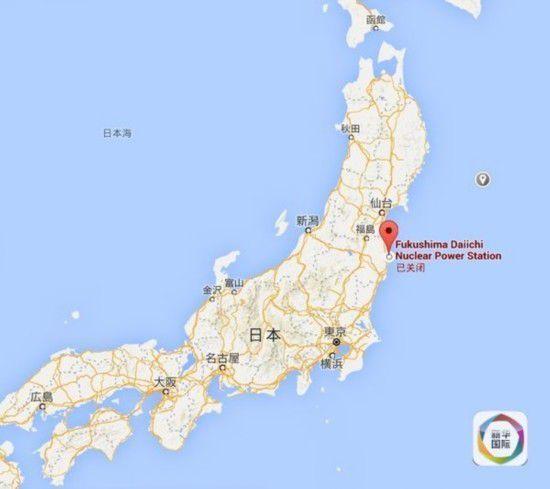 日本福岛发生7.4级地震