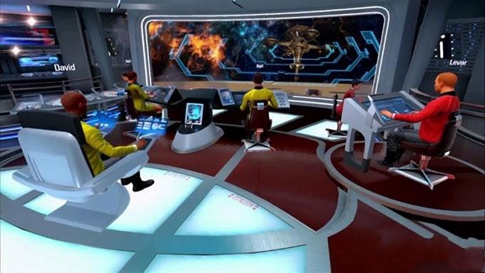 《星际迷航:舰桥船员》跳票