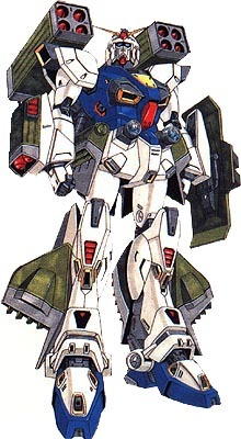 F90HF90高达高速陆战型