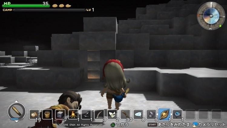 勇者斗恶龙创世小玩家4-1拉达托姆荒野图文攻略
