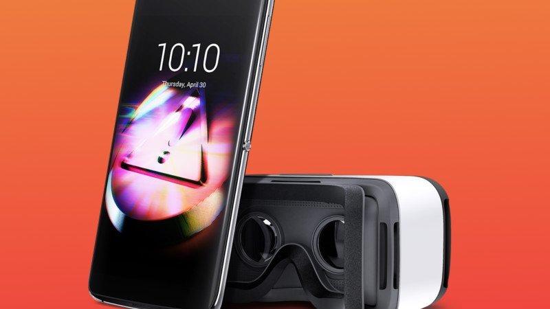 Alcatel IDOL 4S支持Win 10 VR