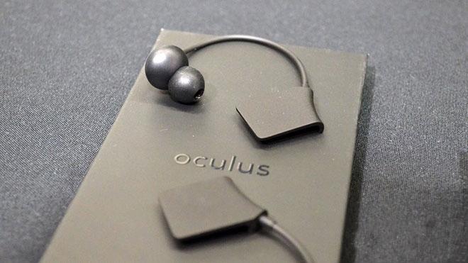Oculus推出新款入耳式耳机