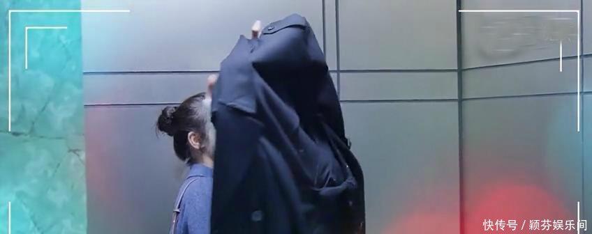 迪丽热巴与邓伦电梯吻幕后, 确定真实亲吻拍完