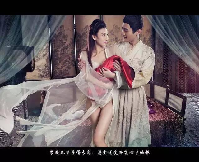 龚玥菲版《新金瓶梅》上映 龚玥菲领衔出演传奇女子潘金莲