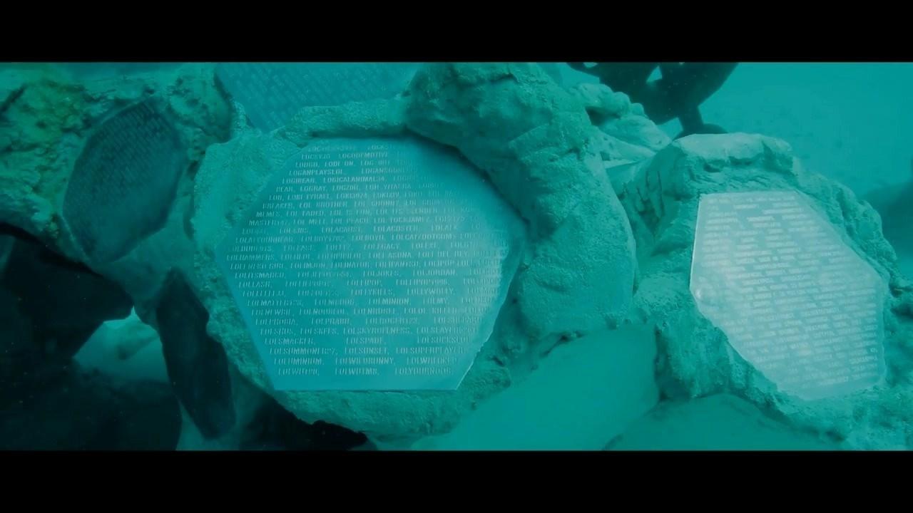《英雄联盟》深海鱼礁入海
