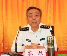 7月任南京军区副政治委员兼海军东海舰队政治委员  是中共笫17大代表.