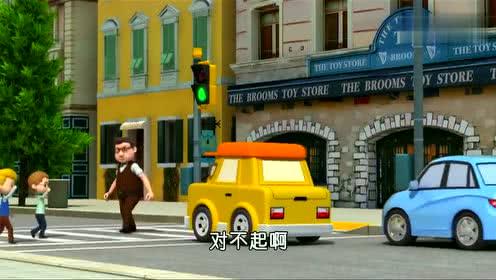 变形警车珀利交通安全篇 :老爸的汽车安全知识课