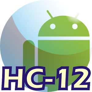 HC-12 App for Cell Phone