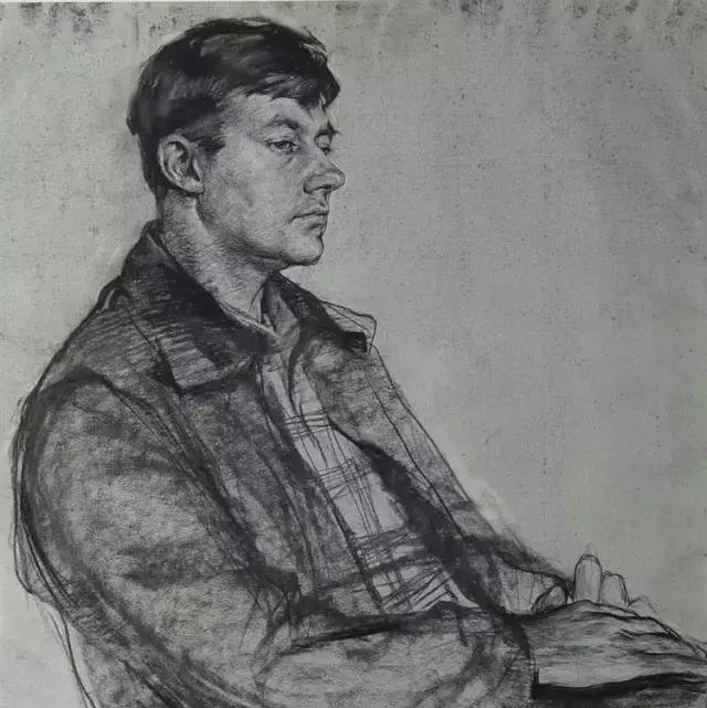 俄罗斯素描画家怎么处理素描关系 ART 第17张