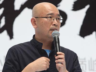 中影集团副总经理赵海城致辞