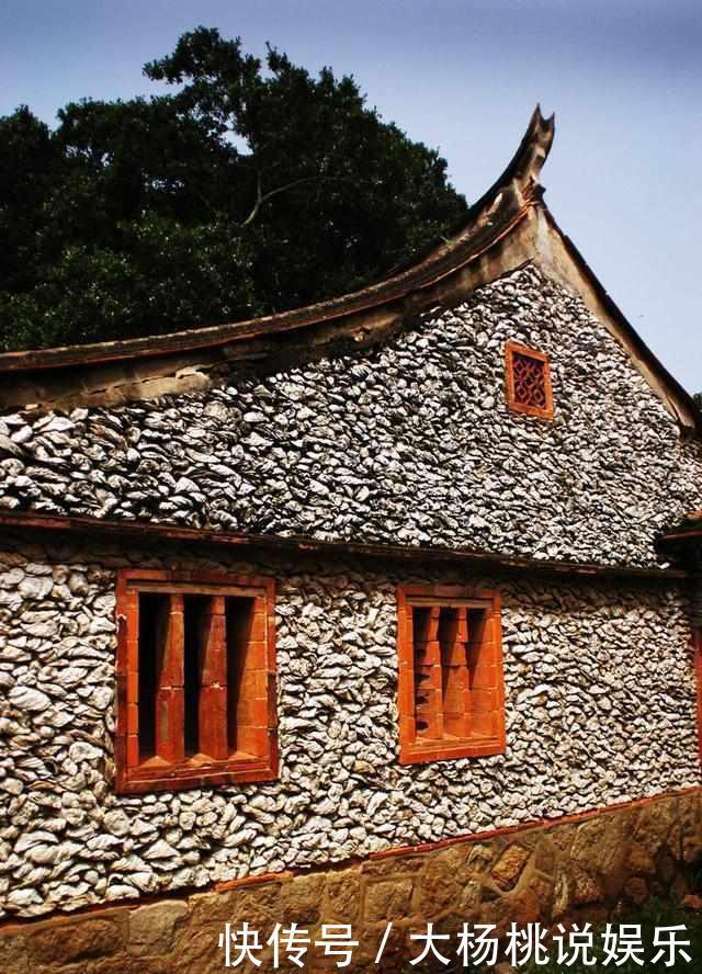 这东西被人吃完就扔,泉州人却用它建造成房子,几百年来依然坚固