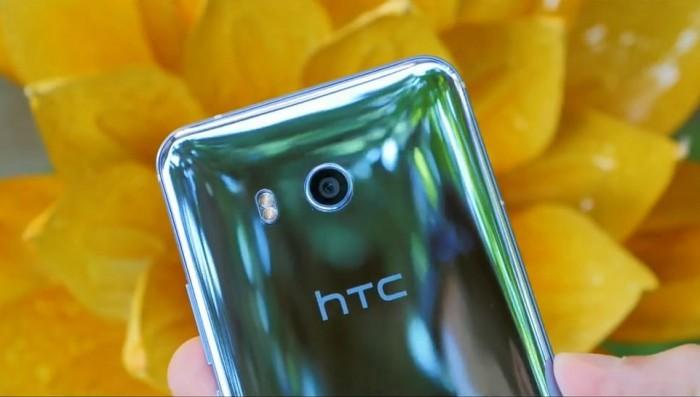 htc u11评测!视频评测!手机壳当镜子用