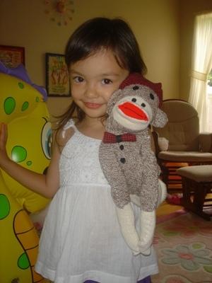 2007年的小可爱