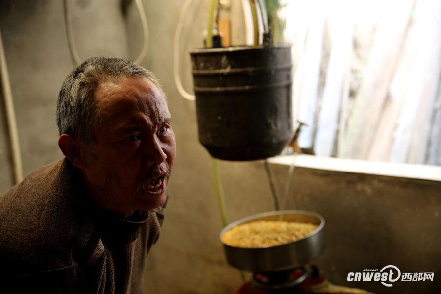 六旬盲人做豆腐养家:用耳朵听豆浆 - 一统江山 - 一统江山的博客